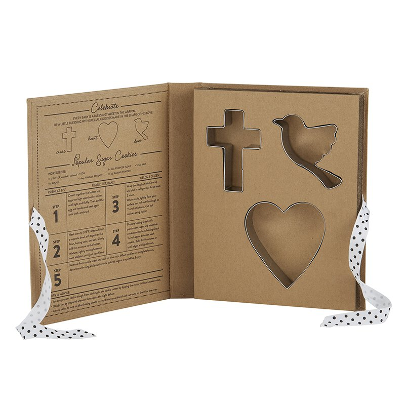 Cookie Cutter Box Set - Baby Blessing