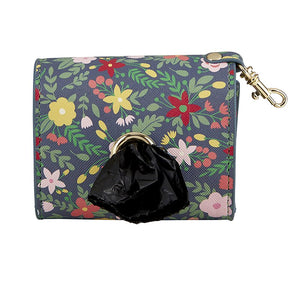 Pet Waste Bag Holder - Floral