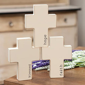 Inspirational Chunky Crosses