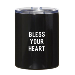 Stainless Steel Tumbler - Bless Your Heart