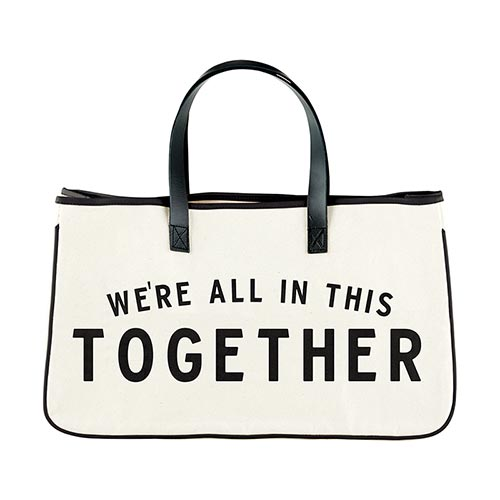 Canvas Tote - Together