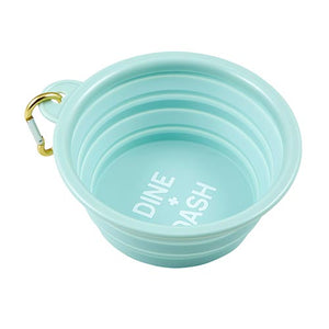 Collapsible Pet Bowl - Dine + Dash