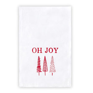 Holiday Towel - Oh Joy