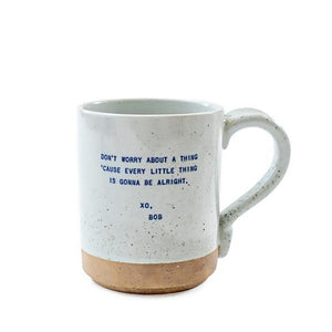 Song Mugs - Bob Marley