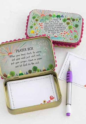 How Cool Is God Wreath Prayer Box