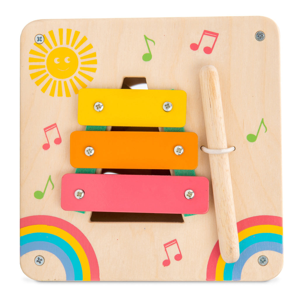 Wooden Petit Activity Cube