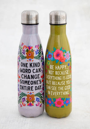 One Kind Word Water Bottle