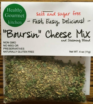 """Boursin"" Style Cheese Mix"