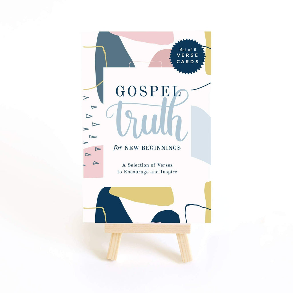 Gospel Truth Cards - New Beginnings