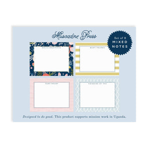 Encourage Notes Boxed Stationary Set