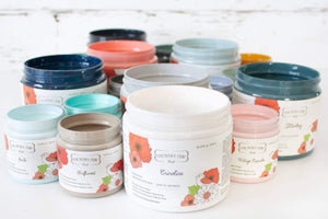 Country Chic Paint - All-in-One Chalk-Style Paint (4 oz)