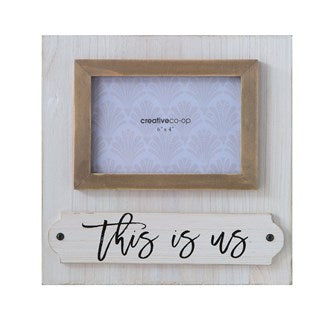 Wood Photo Frame  - This Is Us