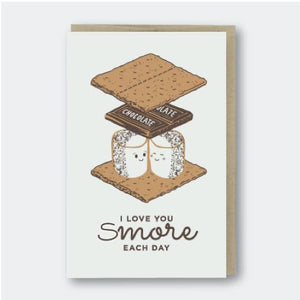 Pike St. Press - Love You S'mores Card