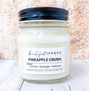 Pineapple Crush Candle-8oz