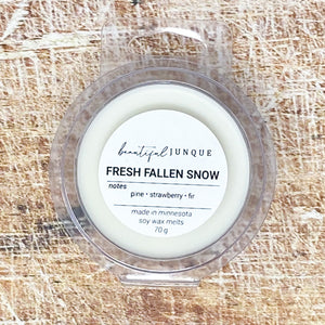 Fresh Fallen Snow Wax Melt