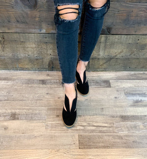 Brooklyn Cut-Out Heels