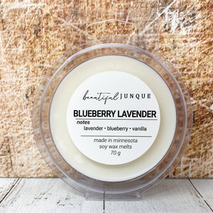 Blueberry Lavender Wax Melts