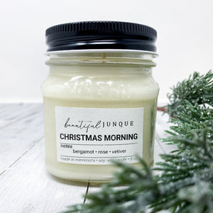 Christmas Morning Candle-8oz