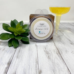 Champagne Toast Wax Melt
