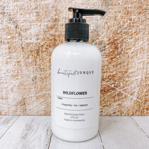 Wildflower Lotion