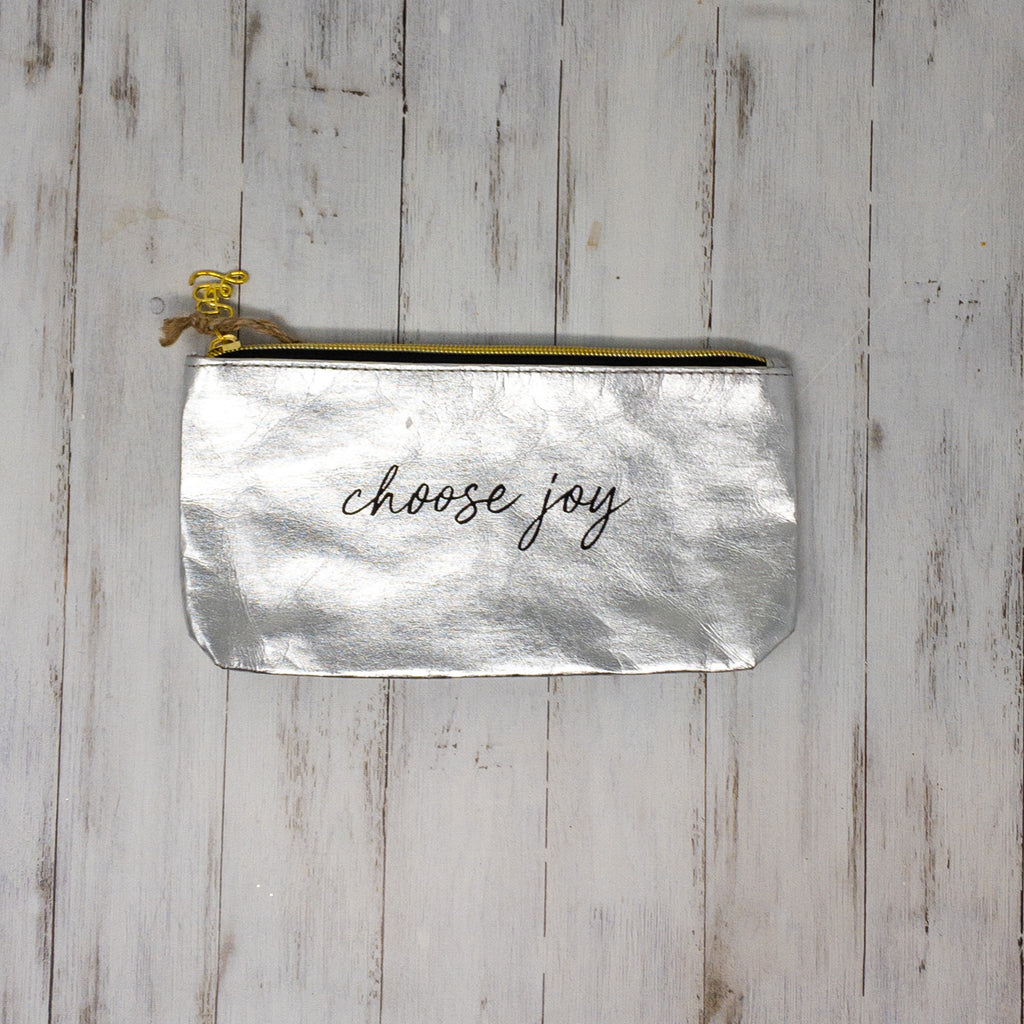 Makeup Bag - Choose Joy