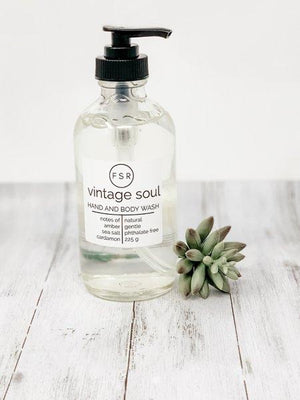 Vintage Soul Liquid Hand and Body Wash
