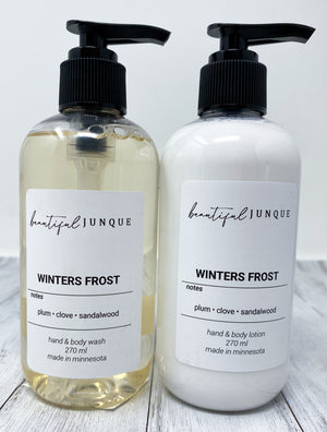 Winter's Frost Lotion