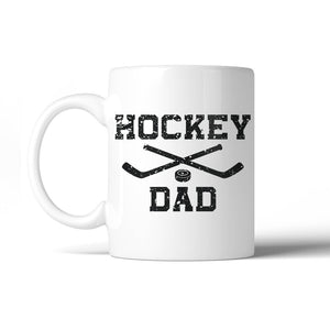 Hockey Dad Coffee Mug