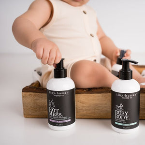 Tiny Human Supply Co. - Hot Mess™ Shampoo & Baby Wash