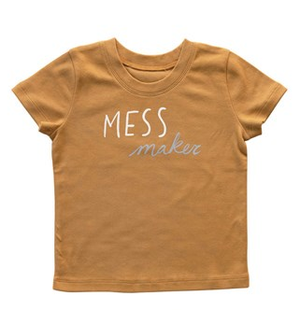 Graphic Toddler Tees - Multiple Phrases!