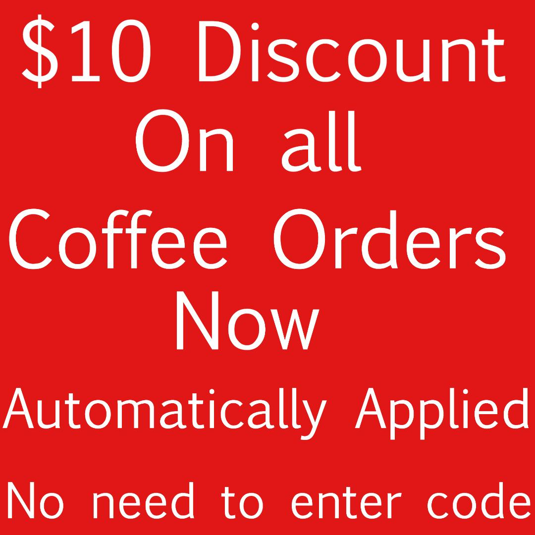 Coffee Discount