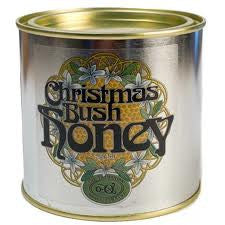 Tasmanian Christmas Bush Honey 350g Tin