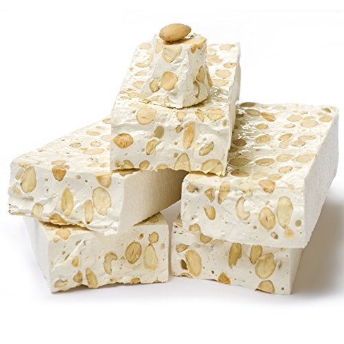 Traditional Italian Almond Nougat 200g