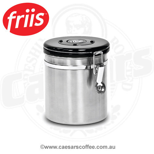 Friis Coffee Vault 453g coffee storage cannister From Caesars Coffee and Fine Food
