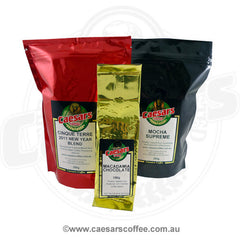 Cinque Terre, Mocha Supreme & Macadamia Chocolate - Save 10%