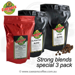 Strong Blends Special 3 Pack - Save 10%