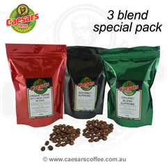 3 Blend Special Pack - Save 10%