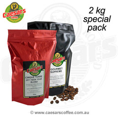 2kg - 2 blend Special Pack - Save 10%