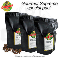 Gourmet Supreme Special Pack - Save 10%
