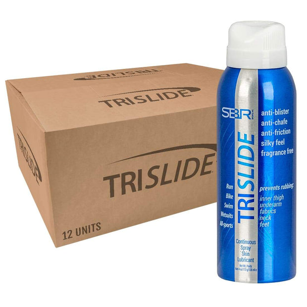 TRISLIDE Anti-Chafe Spray - Endurance Edge