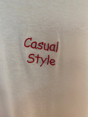 "T-shirt ""CASUAL STYLE"""