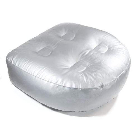 Submersible Hot Tub/Spa Booster Cushion Seat - Gray - SaunaTown.com