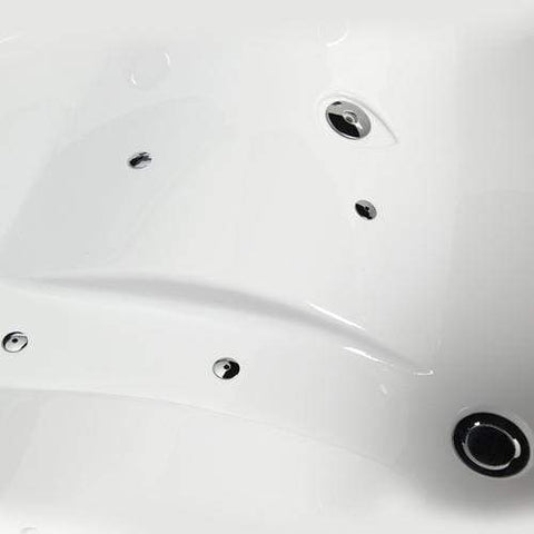 Mesa BT-150150 Two Person Whirlpool Tub - SaunaTown.com
