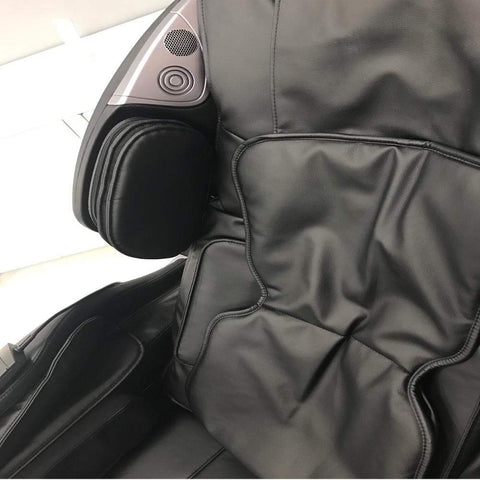 Eviva Paradise Black Massage Chair - SaunaTown.com