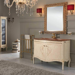 Eviva Heritage 34″ Gold Bathroom Vanity Set