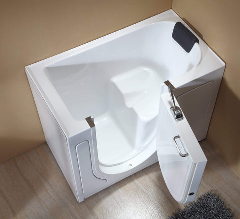 Legion Furniture Walk In Bathtub Step-In Bathtubs WQ372 - SaunaTown.com