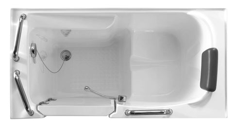 Legion Furniture Walk In Bathtub Step-In Bathtubs WQ373 - SaunaTown.com