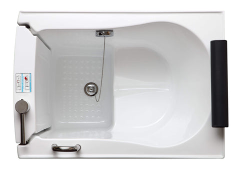 Legion Furniture Walk In Bathtub Step-In Bathtubs WQ376 - SaunaTown.com