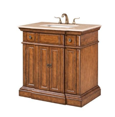 "Legion Furniture 36"" Sink Vanity Bathroom Vanities LF71 - SaunaTown.com"