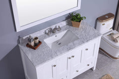 Legion Furniture Sink Vanity with Mirror, Without Faucet Bathroom Vanities WT7348-W